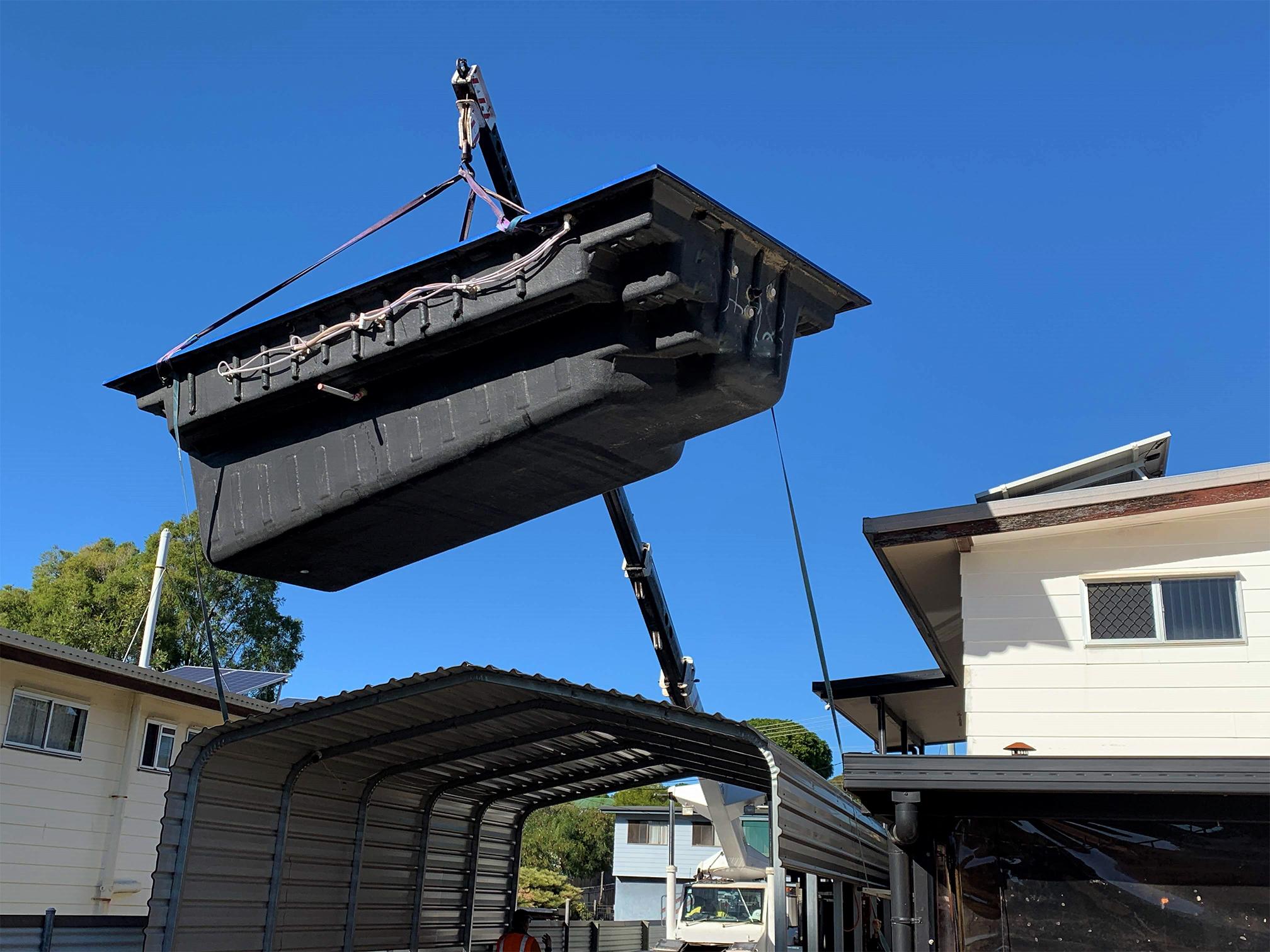 Pool Installation australia