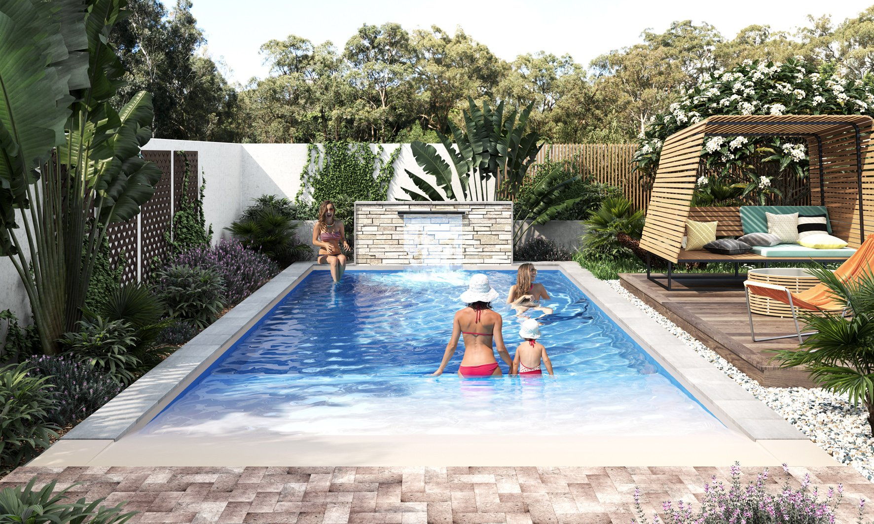 Bondi DIY Pool