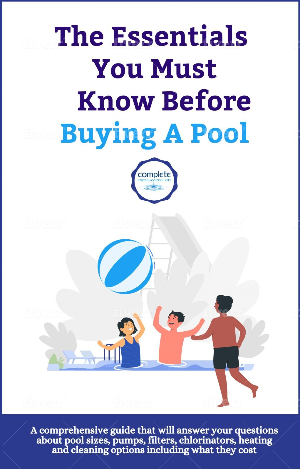 Pools Equipment and Costs