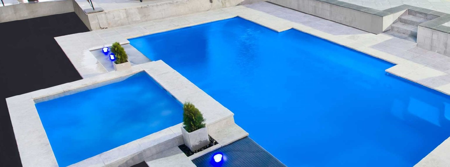 Complete Fibreglass Pool Kits - Hayman 7m Pool