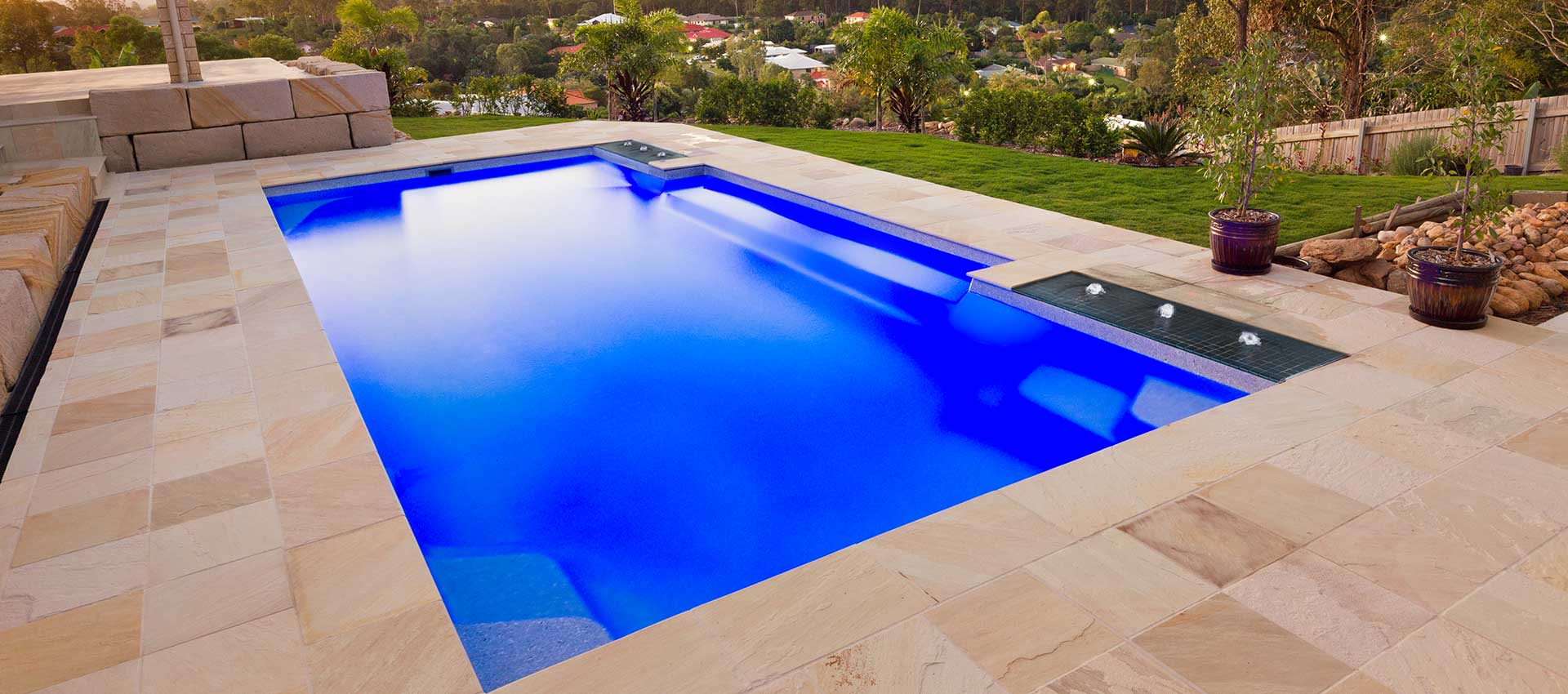 Complete Fibreglass Pool Kits - Hayman Pool
