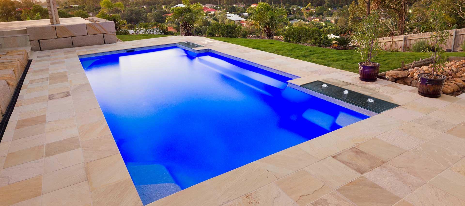 DIY Pool - Hayman Pool Range