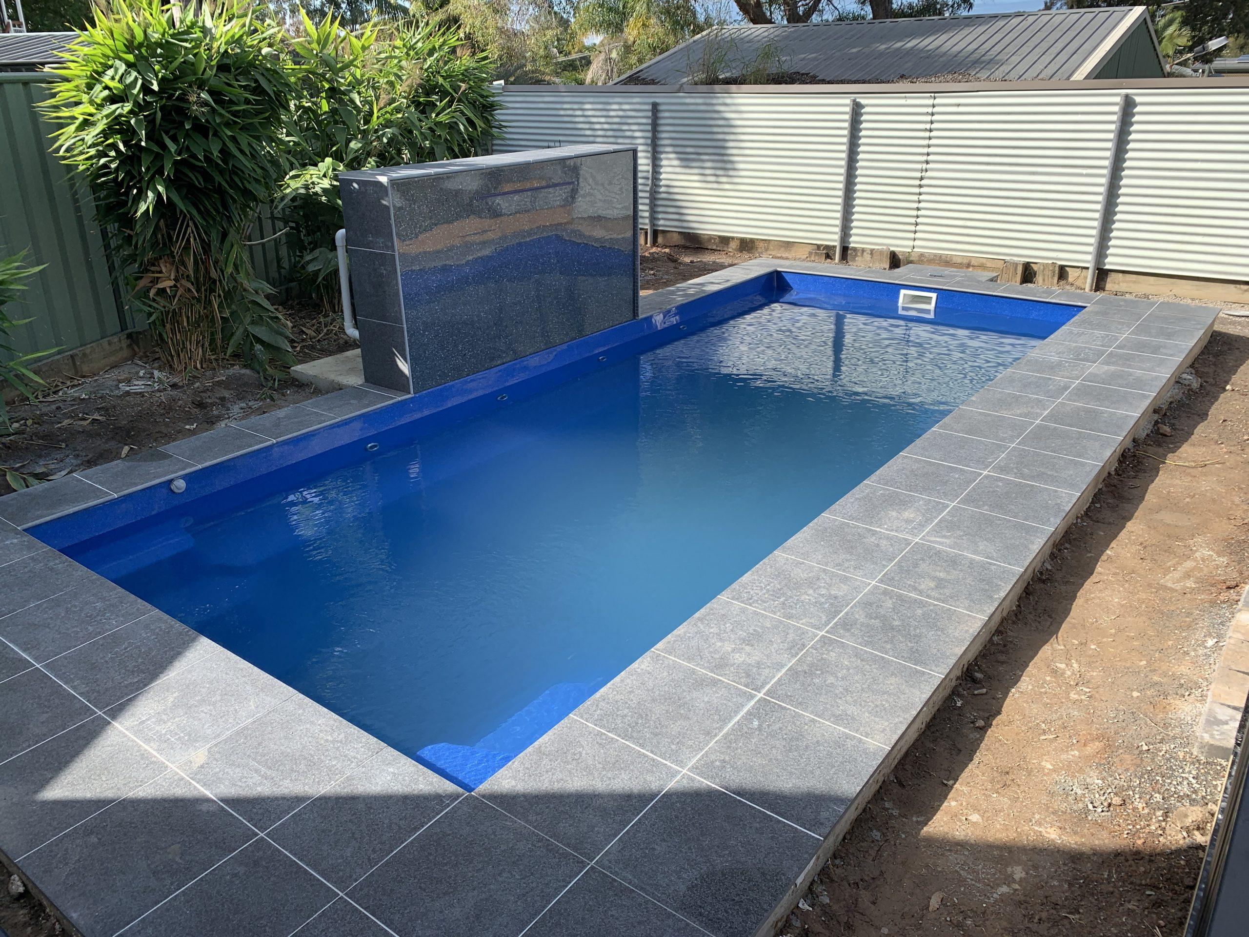 Inground Swimming Pool Installation