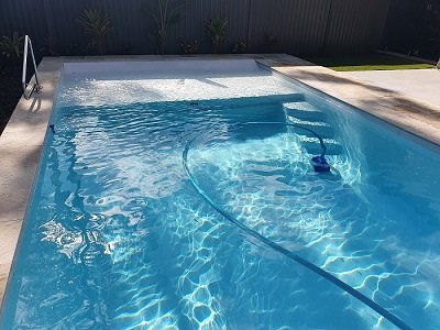 Complete Fibreglass Pool Kits - Pool Design