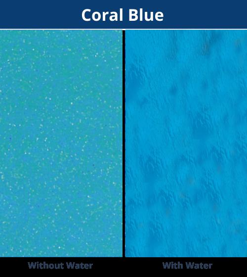 DIY Pools SA - Coral Blue Shimmer Finish
