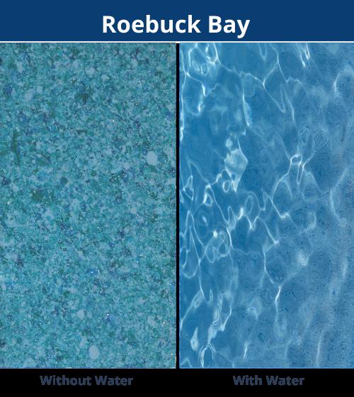 DIY Pools Victoria - Roebuck Bay Marbletech Finish