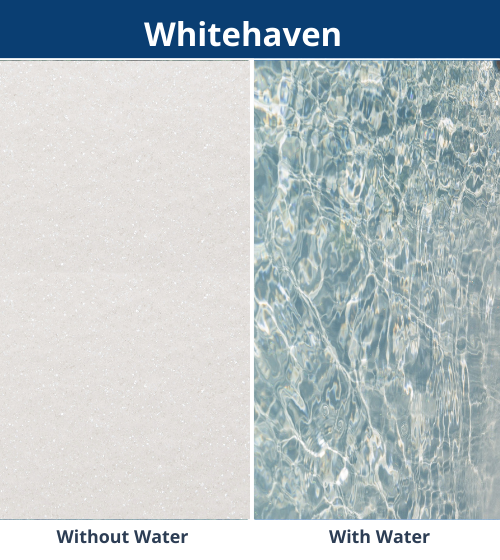DIY Pools Australia - Whitehaven Marbletech Finish