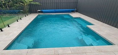 DIY pool